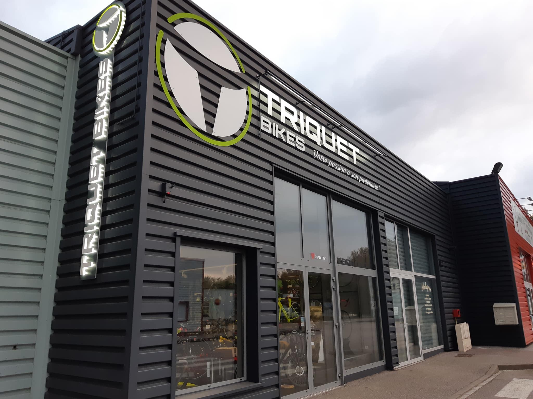Nouvelle boutique à Lunéville